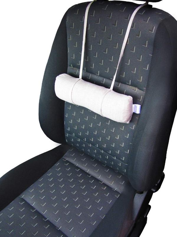 Ортопедический валик на автомобильные сидения