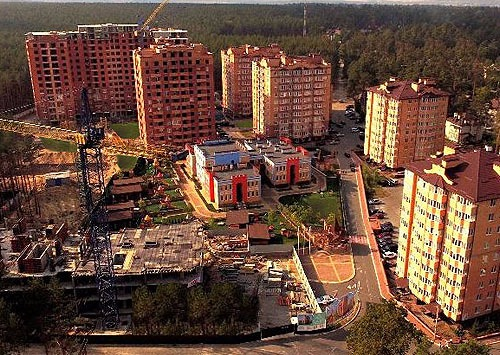 """""""БГМ"""" продаёт новые 1-2-3-комн квартиры в Ирпене"""