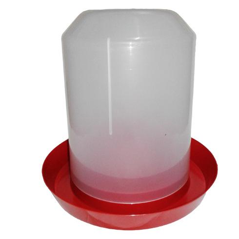 Вакуумные пластиковые поилки 3 5 и 8 л для птицы