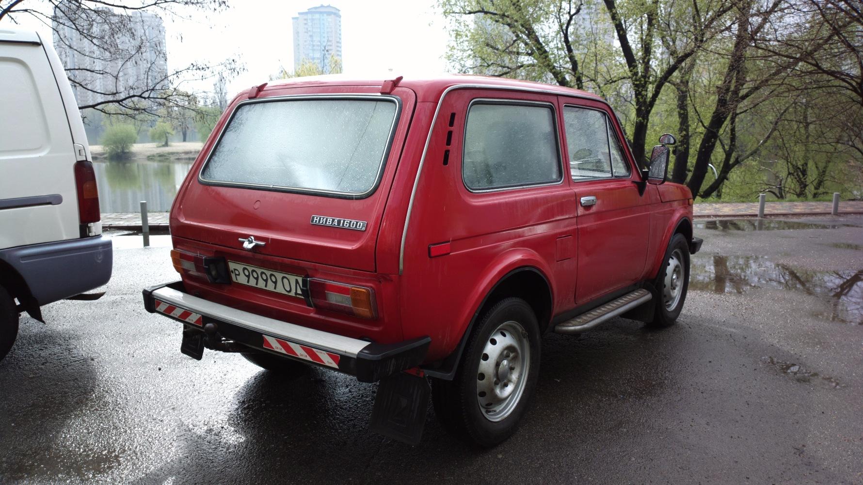 Ваз 2121 Нива 1991
