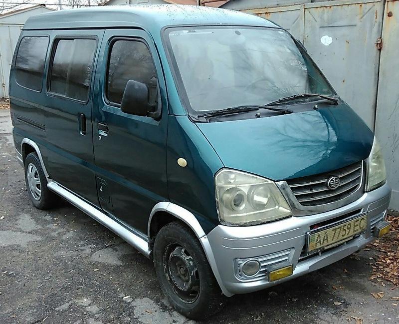 Минивен FAW CA 6371 под выкуп в Киеве