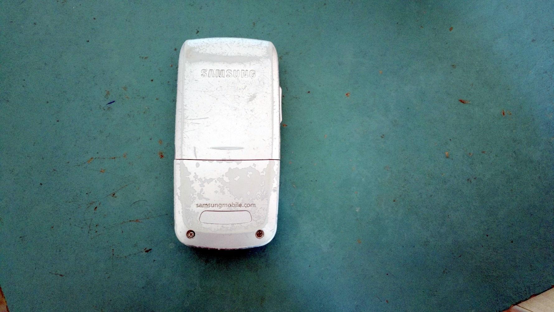 Мобильный телефон Samsung E-250 (Без зарядки)