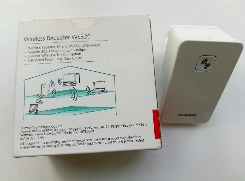 Продам репитер (повторитель) Huawei WS320