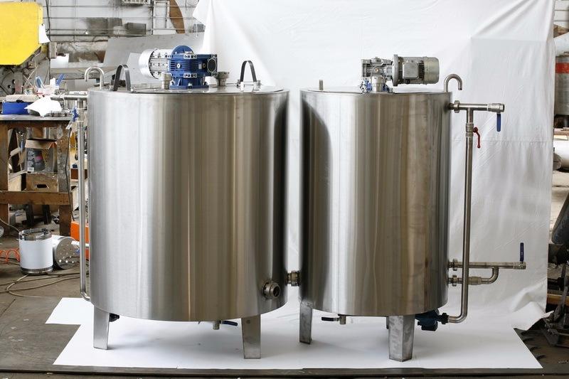 Производим оборудование для молочной и пищевой пр